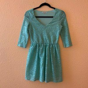 Charlotte Russe Lace Midi Dress